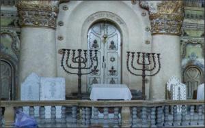 Sinagoga iznutra