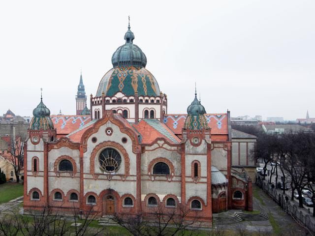 Jevrejska opština Subotica danas