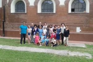 "Jevrejsko pozorište ""Kralj David"" iz Beograda na gostovanju u JO Subotica"