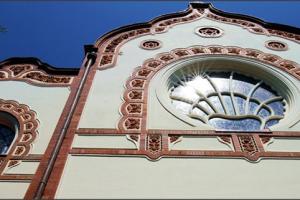 Završena rekonstrukcija južnog dela fasade Sinagoge