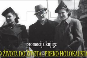 """Promocija knjige  ,, OD ŽIVOTA DO ŽIVOTA PREKO HOLOKAUSTA """" ( video )"""