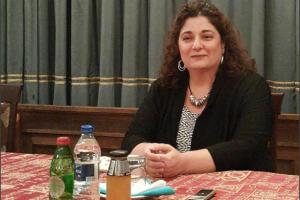 Gost i predavač Cherrie Daniels – Tema : Aktuelni odnosi SAD i Srbije