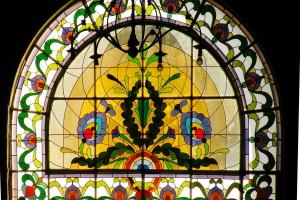 Interesantne fotografije unutrašnjosti sinagoge