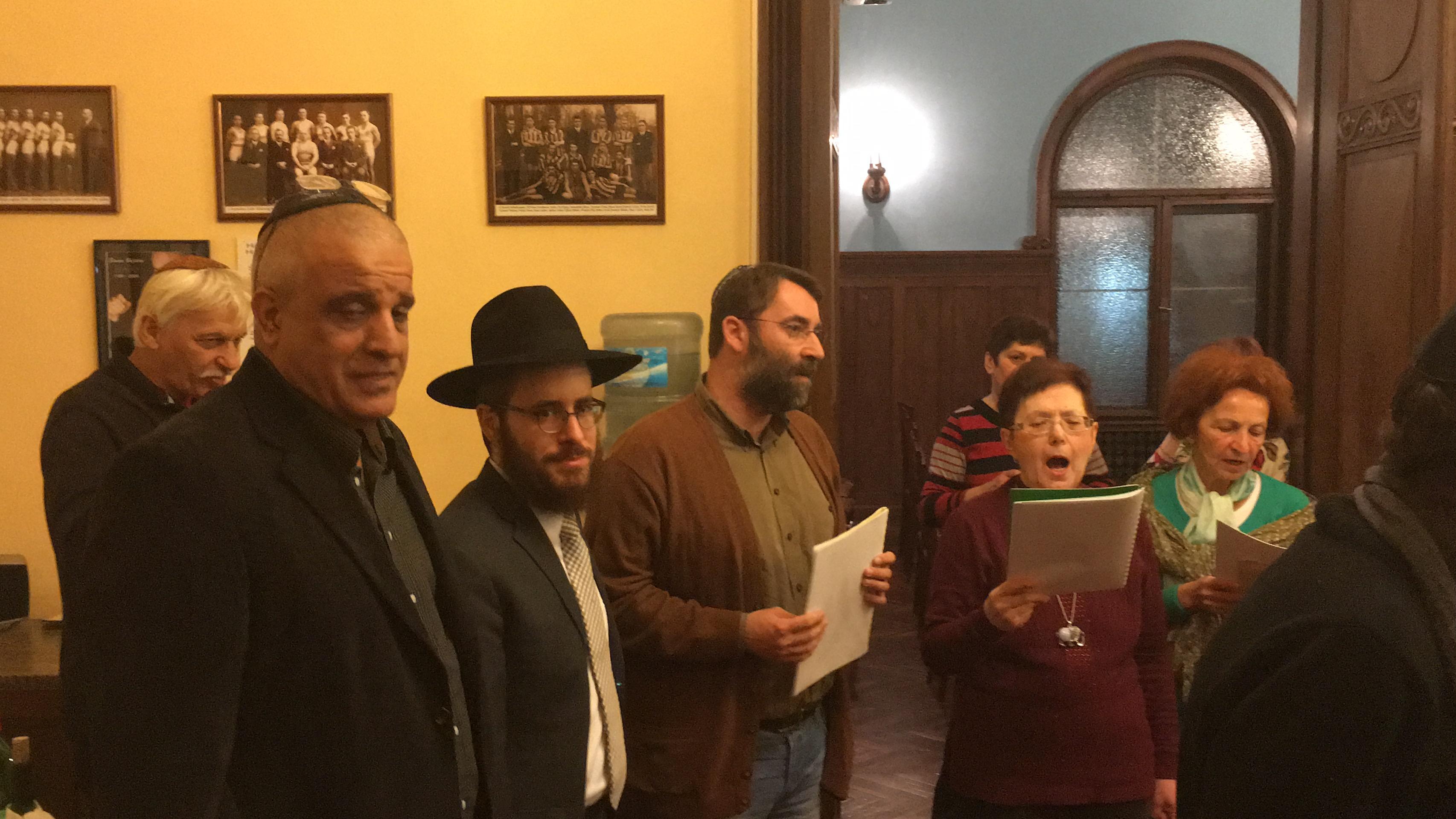 Predavanje rabina Kamineckog o Mojsiju
