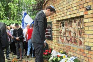 Sećanje na deportaciju i žrtve holokausta