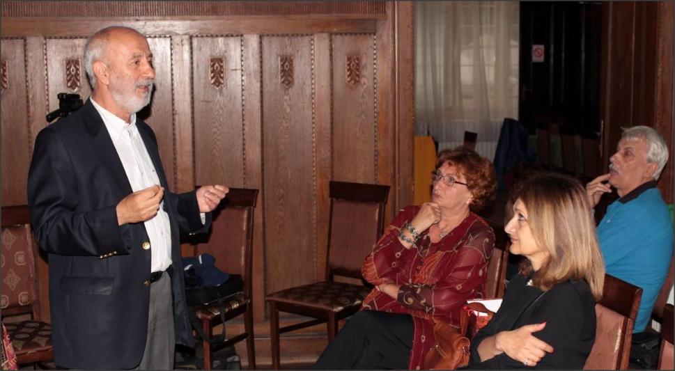 Predavanje profesora Srđana Šarkića: 500 GODINA OD OSNIVANJA GETA U VENECIJI