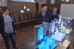 Na redovnim izborima u Jevrejskoj opštini Subotica 18. juna 2017. godine izabrano je novo rukovodstvo u sastavu: