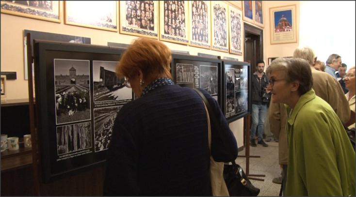 """Otvorena izložba """"Aušvic-Birkenau"""""""