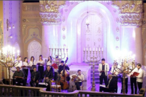 U Sinagogi izveden najstariji jevrejski mjuzikl