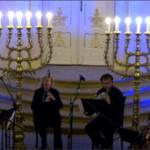 Jesenji festival jevrejske kulture 2020 SUBOTIČKI SEKSTET U SINAGOGI
