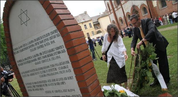 Komemoracija povodom godišnjice deportacije subotičkih Jevreja