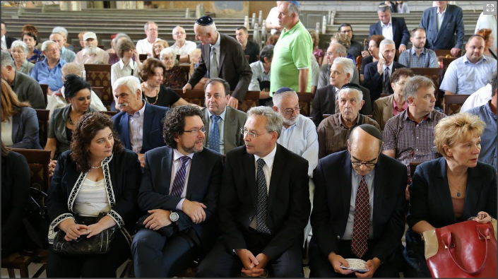 Održana komemoracija povodom deportacije subotičkih Jevreja (video)
