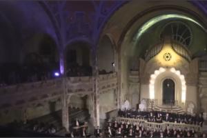 Koncert sinfonijskog orkestra iz Segedina u subotickoj sinagogi