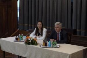 Kajli Skot ambasador SAD u poseti Jevrejskoj zajednici u Subotici