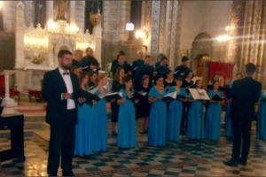 U Subotici nastupio najstariji jevrejski hor na svetu ( Završni koncert Jesenjeg festivala jevrejske kulture)