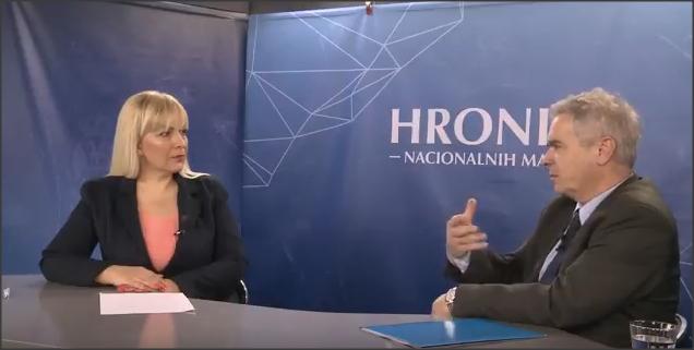 """TV Emisija """"Hronika nacionalnih manjina"""" – gost Robert Sabadoš"""