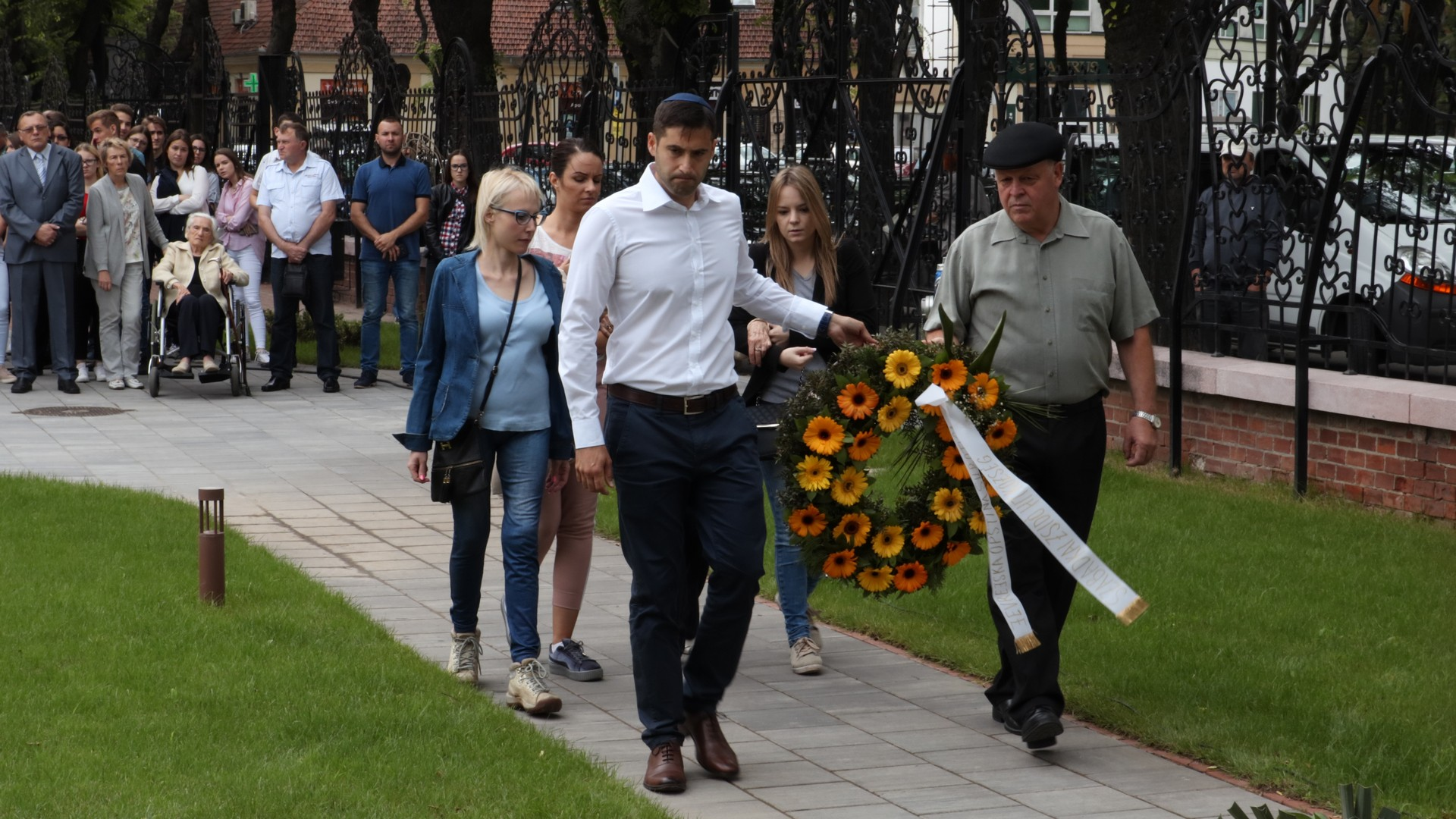 Komemoracija povodom godišnjice deportacije Jevreja iz Subotice
